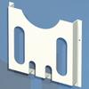 Карман для документации, пластиковый, 222x230x30 мм DKC/ДКС