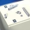 Рым-болты, для пультов и стоек управления, 4шт. DKC/ДКС
