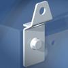 Кронштейны для настенного крепления, для CE/CDE, 1 упаковка- 4шт. DKC/ДКС
