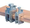 Шинная клемма для кабеля, сечение шины 10 мм, кабель 70-120мм DKC/ДКС