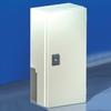 Сварной металлический корпус CDE, 200х200х80 мм, с дверцей,IP55 DKC/ДКС