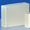 Сварной металлический корпус CDE, 600 x 200 x 120 мм, IP66 DKC/ДКС