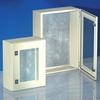 Навесной шкаф CE, с прозрачной дверью, 600 x 600 x 250мм, IP55 DKC/ДКС