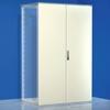 Дверь сплошная, двустворчатая, для шкафов DAE/CQE, 2000 x 1000 мм DKC/ДКС