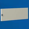 Дверь секционная, сплошная В=800мм Ш=600мм DKC/ДКС