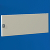Дверь секционная, сплошная В=400мм Ш=800мм DKC/ДКС