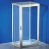 Дверь с ударопрочным стеклом, для шкафов DAE/CQE 2000 x 1000 мм DKC/ДКС