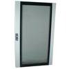 Затемненная прозрачная дверь, для шкафов DAE/CQE 2000 x 800мм DKC/ДКС