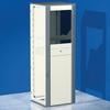 Сборный напольный шкаф CQCE для установки ПК, 1800 x 600 x 600 мм DKC/ДКС