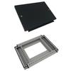 Комплект, крыша и основание, для шкафов DAE, ШхГ: 1200 x 400 мм DKC/ДКС