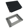 Комплект, крыша и основание, для шкафов DAE, ШхГ: 1200 x 600 мм DKC/ДКС