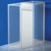 Разделитель вертикальный, полный, для шкафов 2000 x 400 мм DKC/ДКС