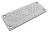 Кабельный ввод, пластик V0 UL94, IP65,  +130 - 40, 36 отверстий DKC/ДКС