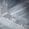 Угловой соединитель, для тяжёлых шкафов CQE, 1 упаковка - 4шт. DKC/ДКС