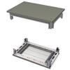 Комплект, крыша и основание, для шкафов CQE, 1200 x 400 мм DKC/ДКС