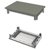 Комплект, крыша и основание, для шкафов CQE, 600х1000 мм DKC/ДКС