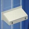 Консоль для шкафов CQE шириной 600 мм DKC/ДКС