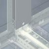 Монтажная плата, промежуточная, для шкафов CQE высотой 1600мм DKC/ДКС