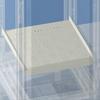 Полка фиксированная, Г = 500 мм, для шкафов DAE/CQE шириной 600 мм DKC/ДКС