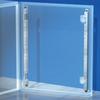 Рейки дверные, вертикальные, для шкафов CE В=500мм, 1 упаковка - 2шт. DKC/ДКС