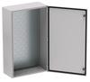 Корпус сварной навесной серии  ST  с М/П Размер: 800 x 600 x 400 мм (В х Ш х Г) DKC/ДКС