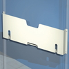 Карман для документации, металлический, для дверей шириной 800 мм DKC/ДКС