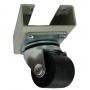 Ролики для напольных шкафов с адаптерами (комплект 4 шт.) AESP