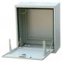 Шкаф телекоммуникационный настенный серии SignaPro™ 4U, 695х600х300мм, антивандальный, откидная дверца AESP