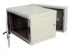 Шкаф телекоммуникационный настенный 6U, 370x600x520мм, трехсекционный упрочненный AESP