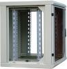 Шкаф телекоммуникационный настенный серии SignaPro™ 9U, 504х600х550мм, двухсекционный со съемными боковыми стенками
