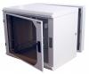 Шкаф телекоммуникационный настенный 9U,  500x600x520мм, трехсекционный упрочненный AESP