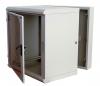 Шкаф телекоммуникационный настенный 12U, 635x600x520мм, трехсекционный упрочненный AESP