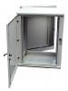 Шкаф телекоммуникационный настенный серии SignaPro™ Industrial P5, 12U, 638x612x600 мм, промышленный IP55 AESP