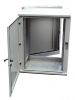 Шкаф телекоммуникационный настенный серии SignaPro™ Industrial P5, 18U, 904x612x600 мм, промышленный IP55 AESP