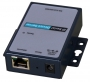 Ethernet-адаптер однопортовый, RS-232 / 422 / 485, Web-Based Configuration, 64-Bit