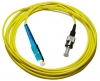 Шнур оптический SC/UPC-ST/UPC, SM, simplex, 5m