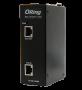 Сплиттер PoE Plus промышленный 1x10/100/1000TX, 37-57VDCin, 90watts 24VDCout, DIN-rail, без БП