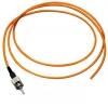 Шнур оптический  монтажный Pig-Tail ST/PC, MM, 50/125, 1,5m