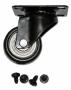 Ролик для шкафов, максимальная нагрузка 150 кг, d= 50.8 мм, для шкафов серии TTR, TTB Hyperline