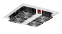 Вентиляторный блок TLK на 4 вентилятора для  шкафов TFI с глубинами 600 и 800мм и TWI с глубинами 450 и 600мм, серый TLK