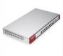 Межсетевой экран Zyxel USG1900  с набором подписок на 1 год (AS,AV,CF,IDP), Rack, 8 конфигурируемых GE, 2xUSB3.0, AP Controller (2/130)