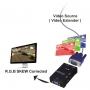 RGB cтабилизатор частот, тип сигнала VGA, 1080h @ 200м