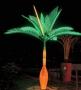 Световая пальма WBCCT-7  3.4x3.4x3.0 м  зеленая Neo-Neon