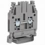 DKC / ДКС ZCBC02GR-RET CBC.2GR, проходной зажим серый 2,5 кв.мм