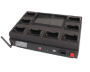 Док станция, 8 слотов, Intel Core 2,42 ГГц, 4 Гб DDR3, SSD, LCD-дисплей