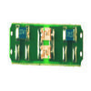 DKC / ДКС ZSF518 Неполярный диодный индикатор для держателя предохранителя на 12-48 вольт (AC/DC).