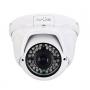 Внешняя купольная IP камера 3.0Mpx Aptina, 0.01lux @F1.2, True D/N, 3D-DNR, D-WDR, PoE, 2048х1536х30к/с, SD-card до 64Гб, c f=2.8-12 мм, дальность ИК-20м, t -30C +50C