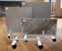 Подставка напольная для обогревателей на колесиках